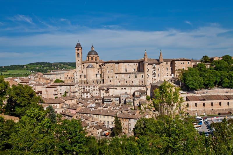 Download Ville Médiévale Urbino En Italie Image stock - Image du jour, médiéval: 77162699