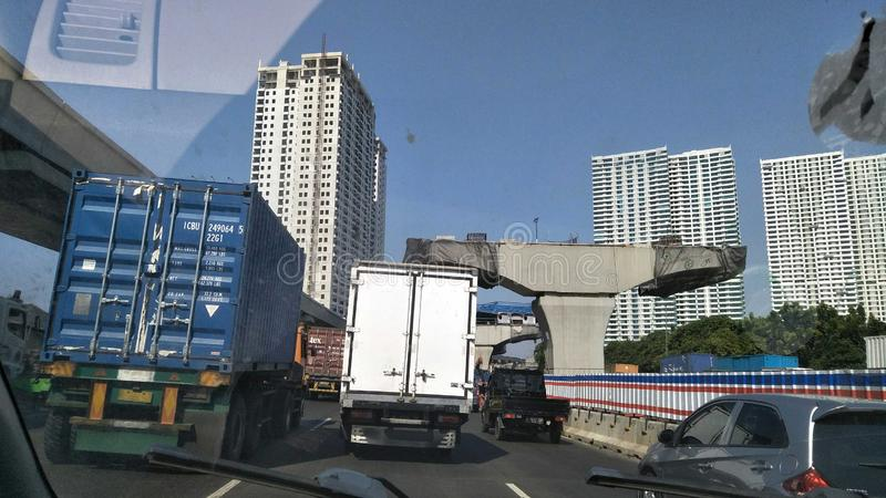 ville malade photo libre de droits