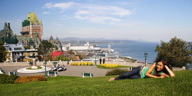 ville Québec photos libres de droits
