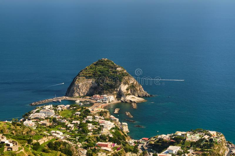 Ville Sant Angelo - ischions images stock
