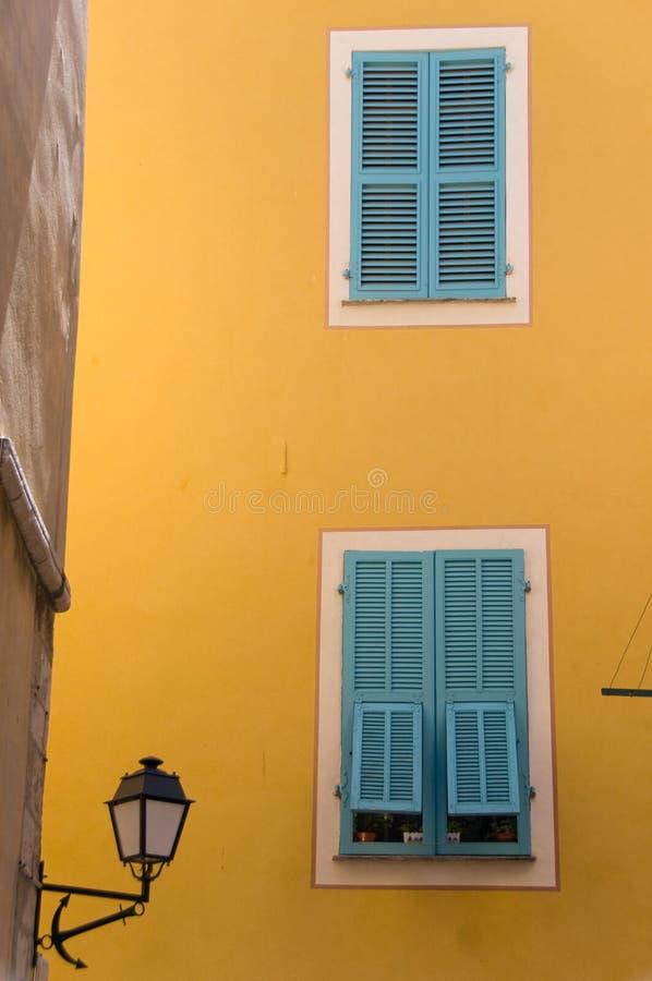 villefranche sur mer Франции стоковые изображения
