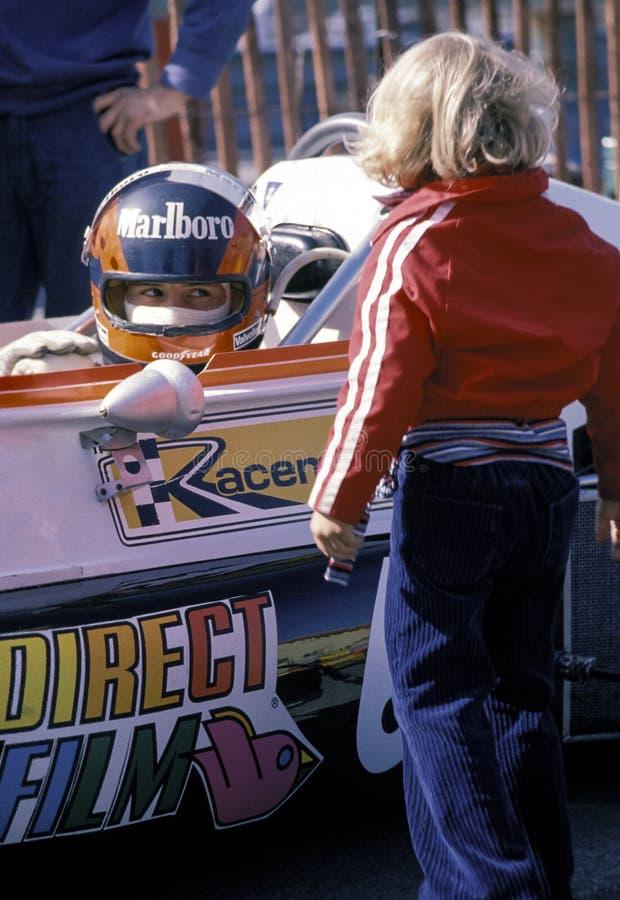 Villeneuve Gilles & jacques стоковые изображения