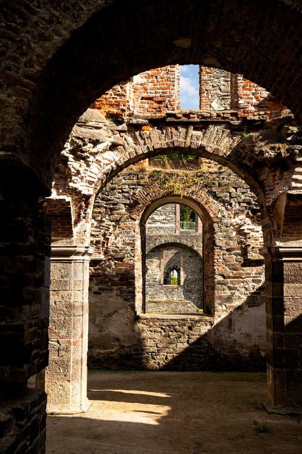 Villers-la-Ville imagen de archivo libre de regalías