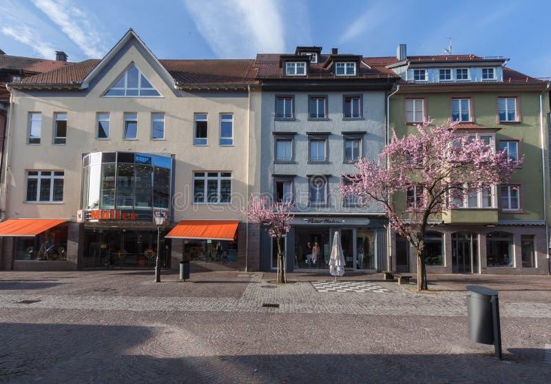 Villingen-Schwenningen Γερμανία στοκ φωτογραφίες