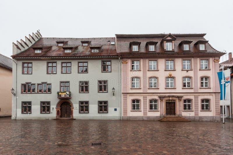 Villingen-Schwenningen Duitsland stock foto's