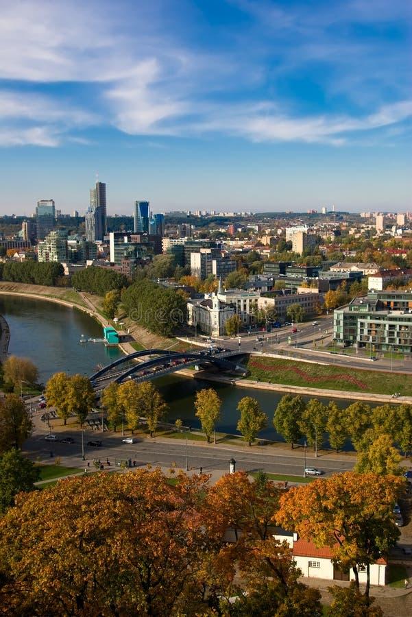 Vilnius stock foto's