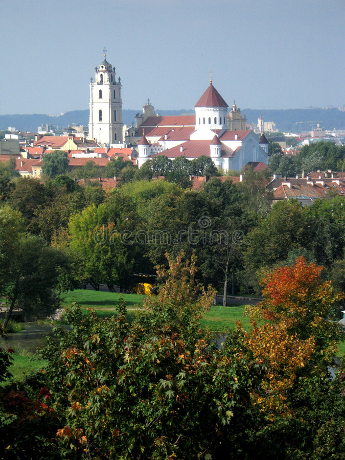 Free Vilnius Stock Photo - 1414530