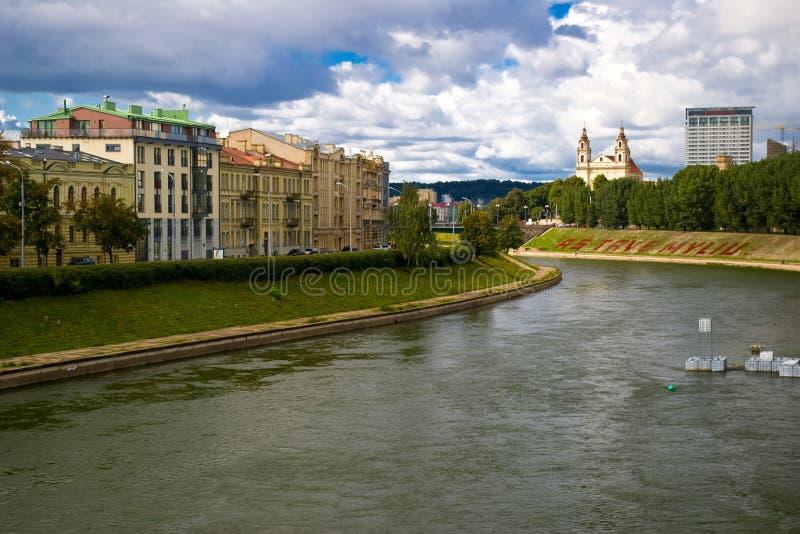 Vilnius royalty-vrije stock fotografie