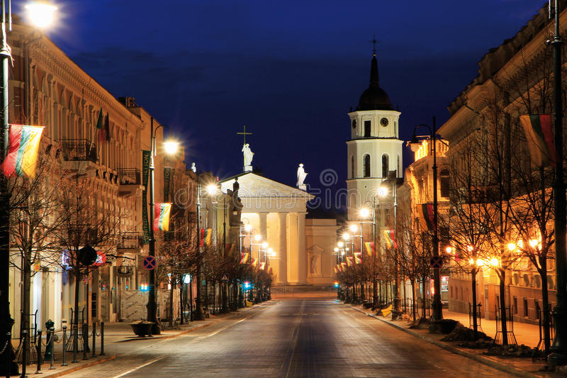 Vilnius photos stock