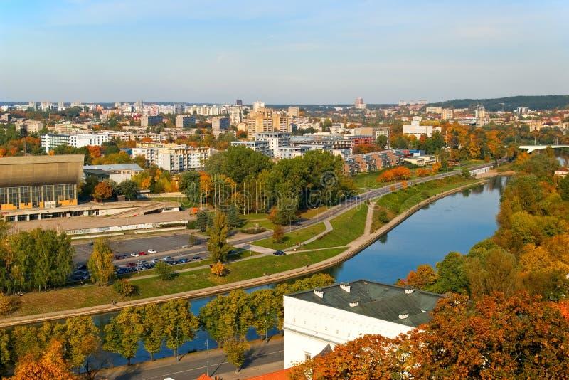 Vilnius. Hoofdstad van Litouwen royalty-vrije stock fotografie