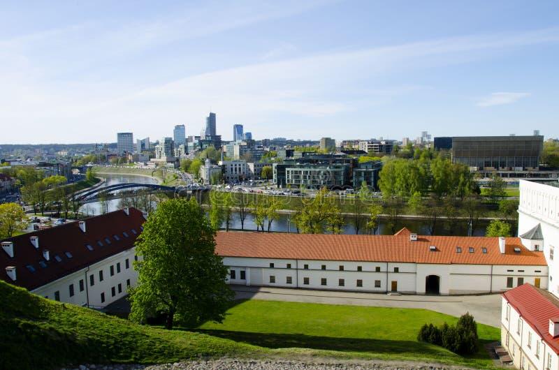 Vilnius, Lituania immagini stock libere da diritti