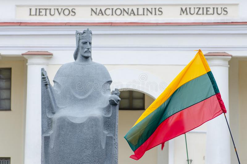 Vilnius, Lituania fotografia stock