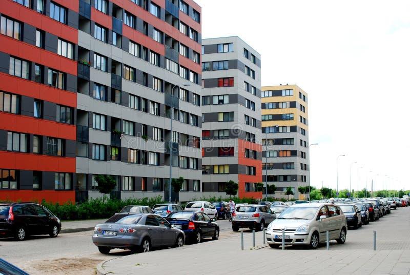 Download Vilnius Vandaag. Nieuwe Gebouwen Bij Perkunkiemis. Redactionele Stock Afbeelding - Afbeelding bestaande uit huis, collectief: 39103724