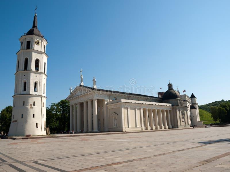 Vilnus Litauen arkivfoton