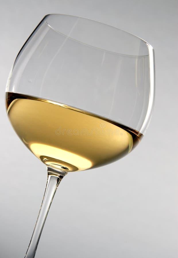 Vin blanc photographie stock libre de droits