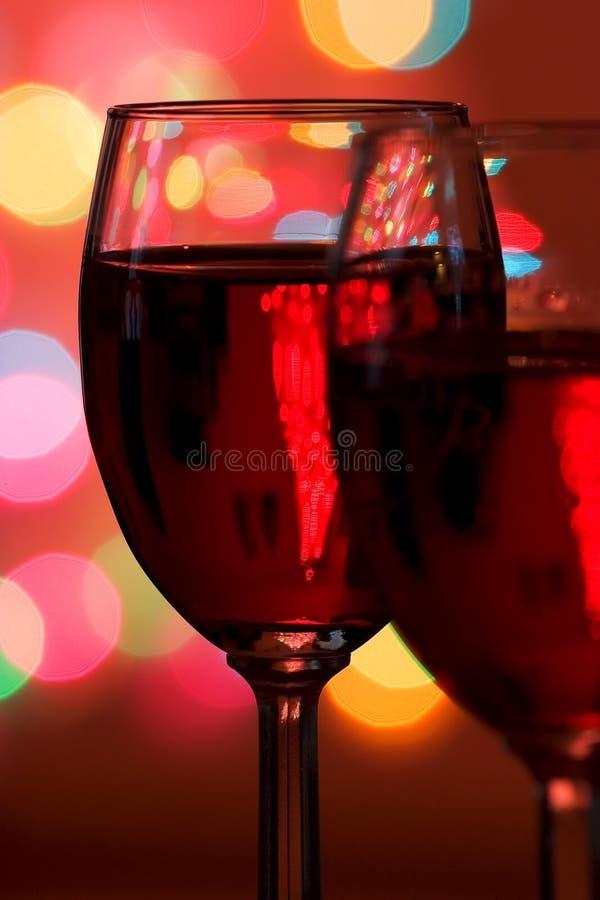 Vin de Noël photo stock