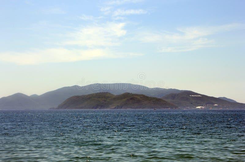 Vin Pearl Island royaltyfri foto