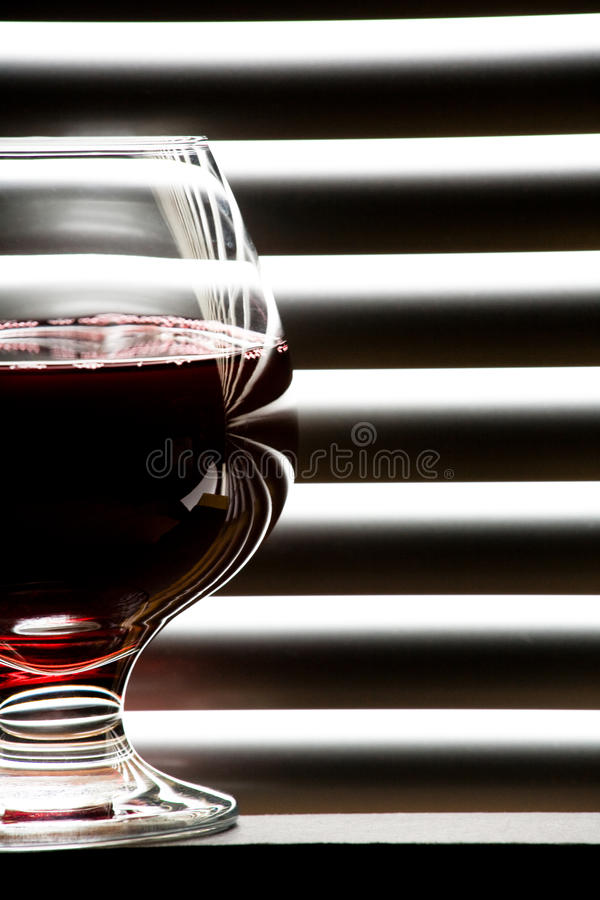 Vin rouge. photographie stock