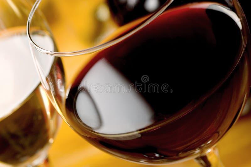 Vin rouge photos libres de droits