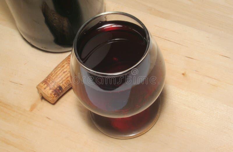 Vin rouge photo stock