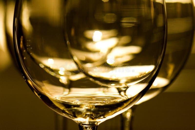 vin rouge en verre photo stock