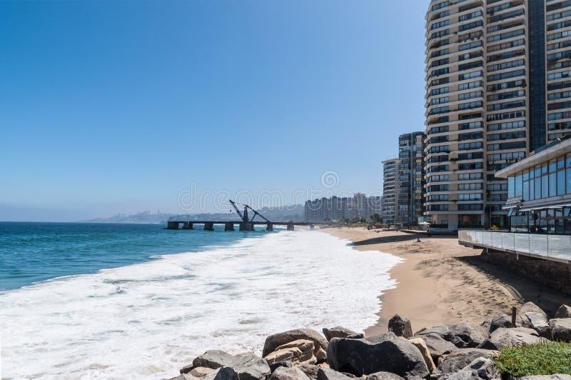Vina Del Mar In Chile Royalty Free Stock Image