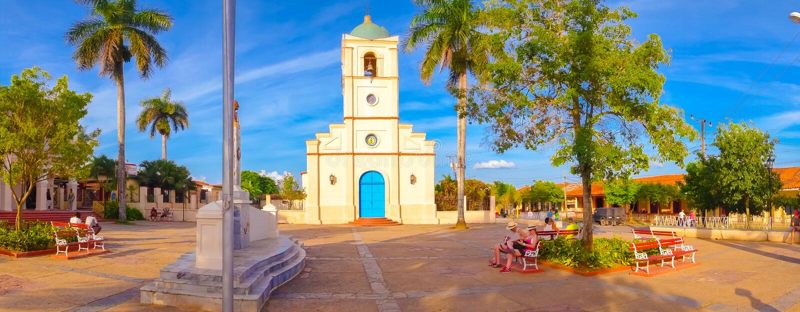 VINALES, CUBA - 13 SEPTEMBRE 2015 : Vinales est a photo libre de droits