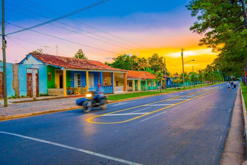 VINALES, CUBA - 13 SEPTEMBRE 2015 : Vinales est a photo stock