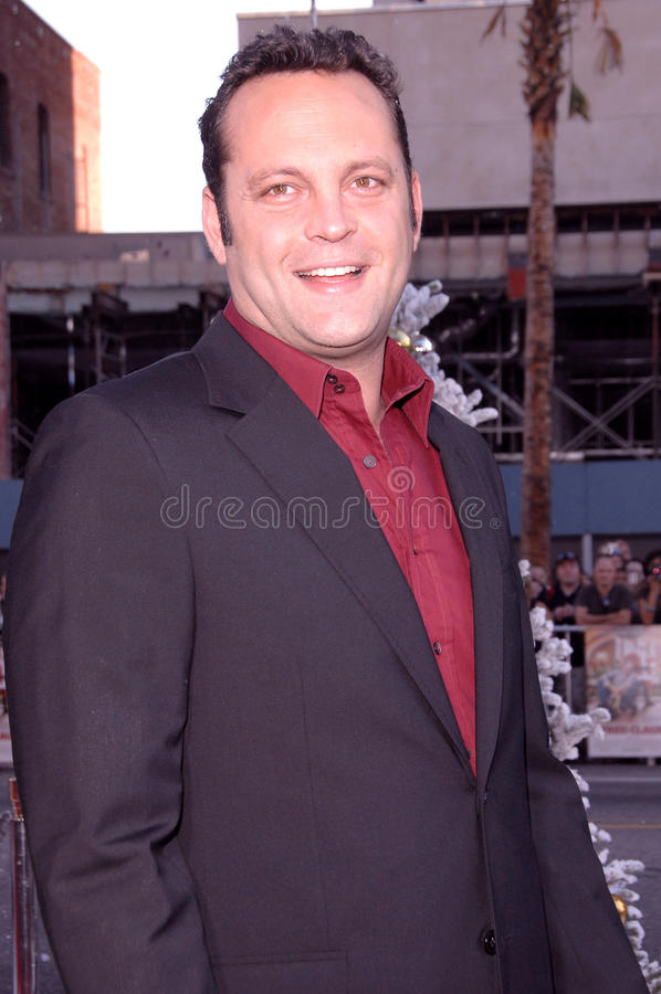 Vince Vaughn Editorial Photography