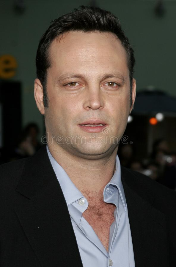 Vince Vaughn photo libre de droits