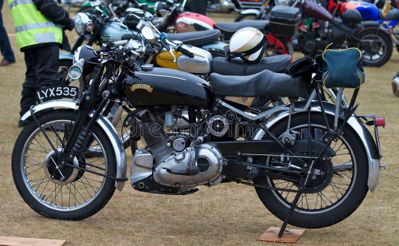 Download Vincent motorcykel redaktionell bild. Bild av motorcycling - 19781751