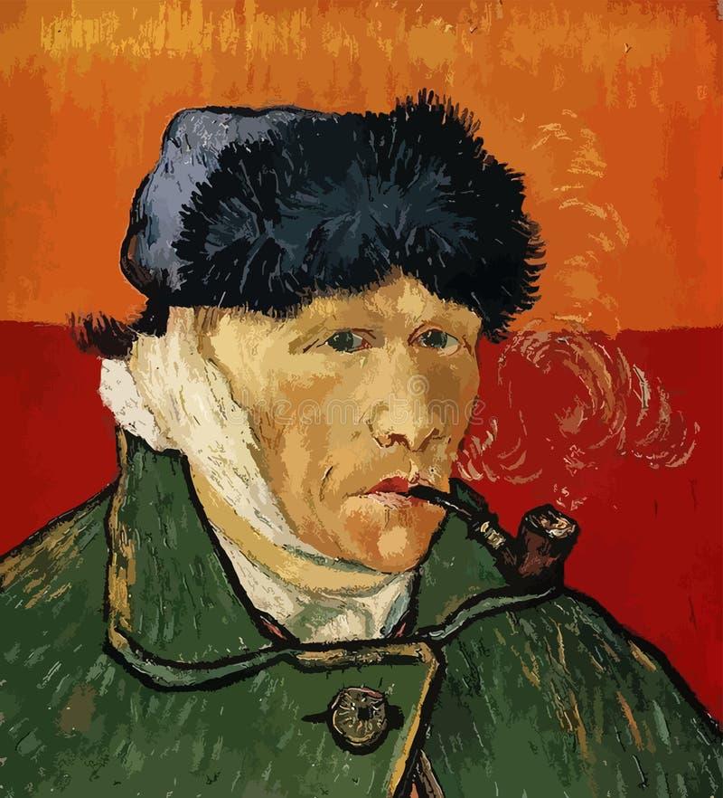 Free Vincent Van Gogh Self Portrait, Vector Stock Photos - 168504313