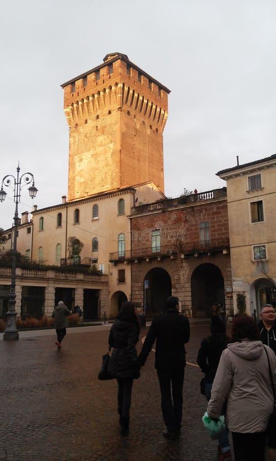 Vincenza, Βένετο στοκ φωτογραφία με δικαίωμα ελεύθερης χρήσης