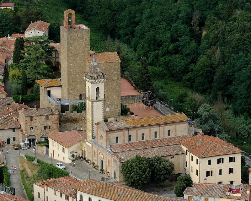 Vinci-Italien lizenzfreies stockbild