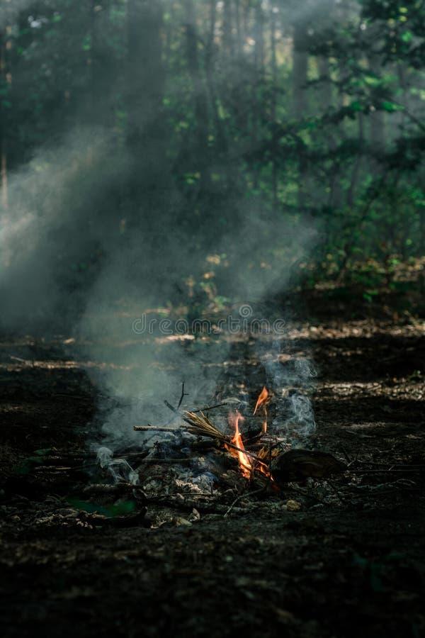 Vind blåser på kol fotografering för bildbyråer