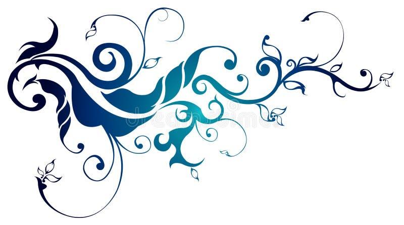 Download Vine stock illustration. Image of contour, classical - 12004994