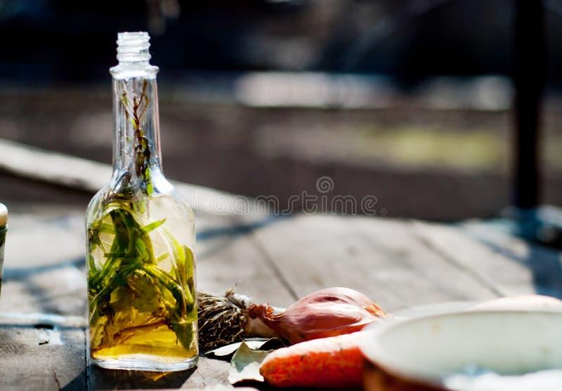 Vinegar stock photography