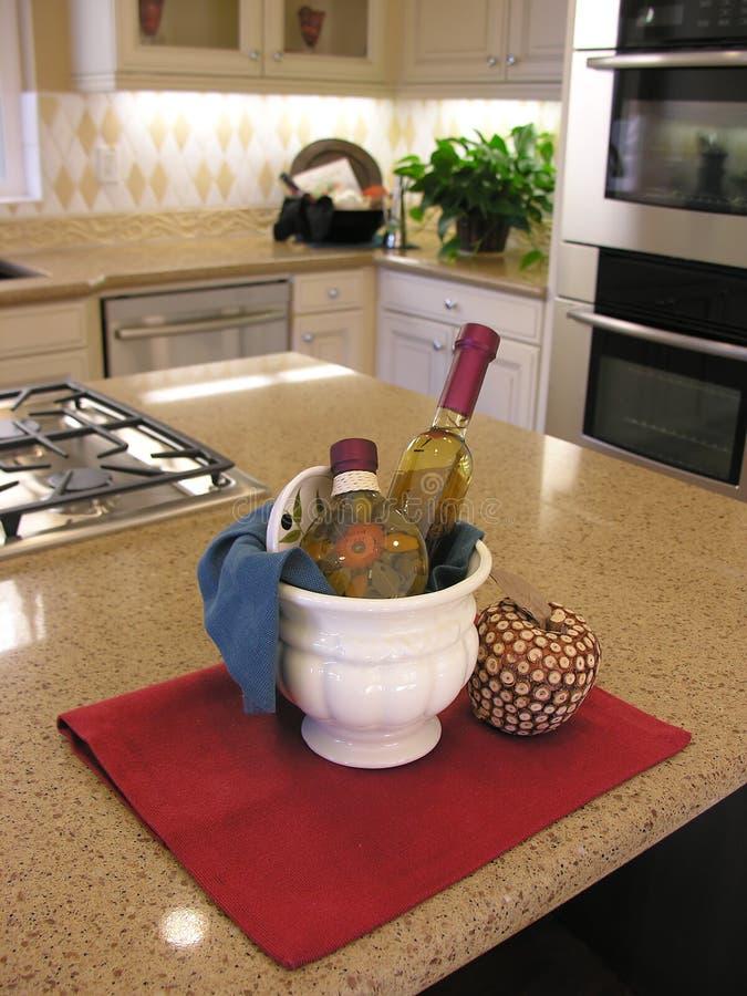 Vinegar in the Kitchen royalty free stock photo