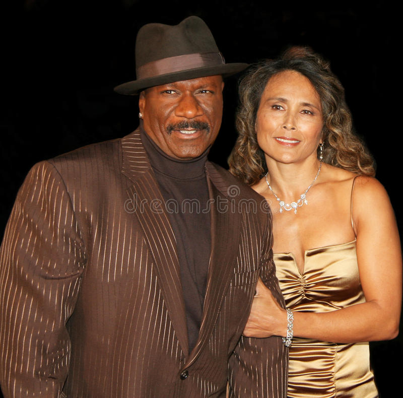 Download Ving Rhames And Deborah Reed Editorial Photography - Image: 23059022