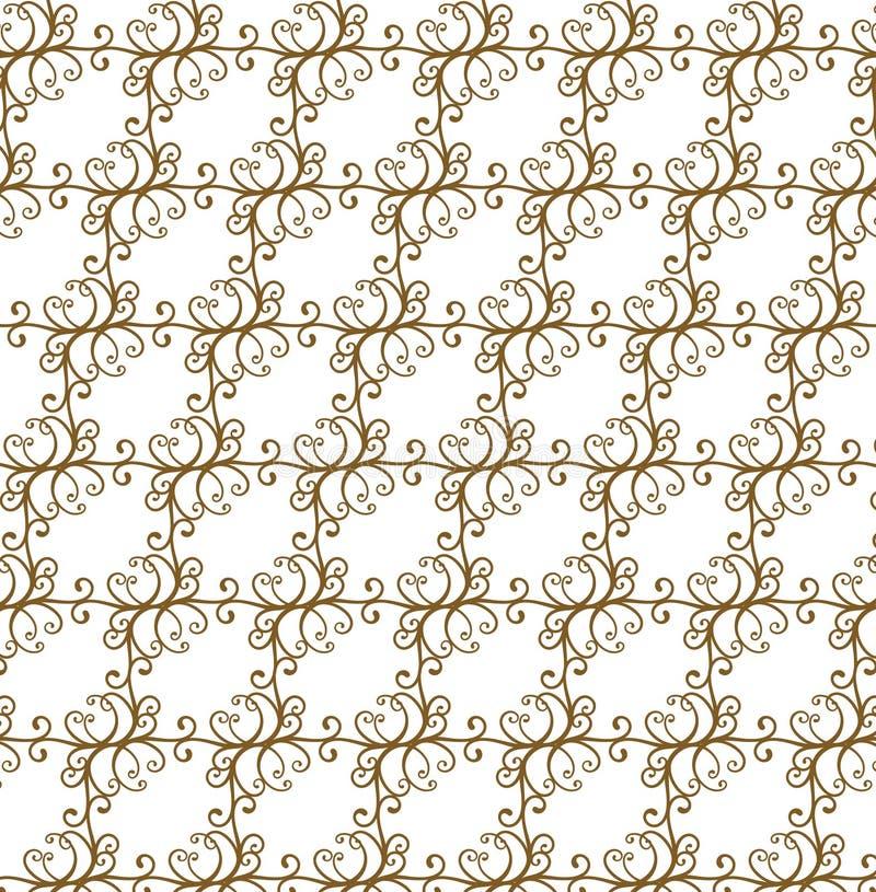 Vingae Pattern royalty free stock photography