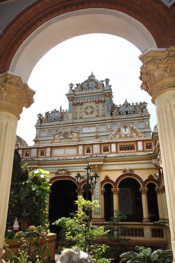 vinh trang pagoda стоковое фото