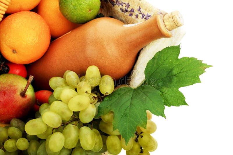 Vinho de Bascet imagem de stock royalty free