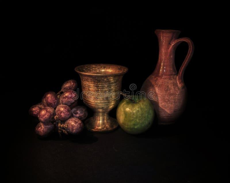 Vinho do vintage fotografia de stock