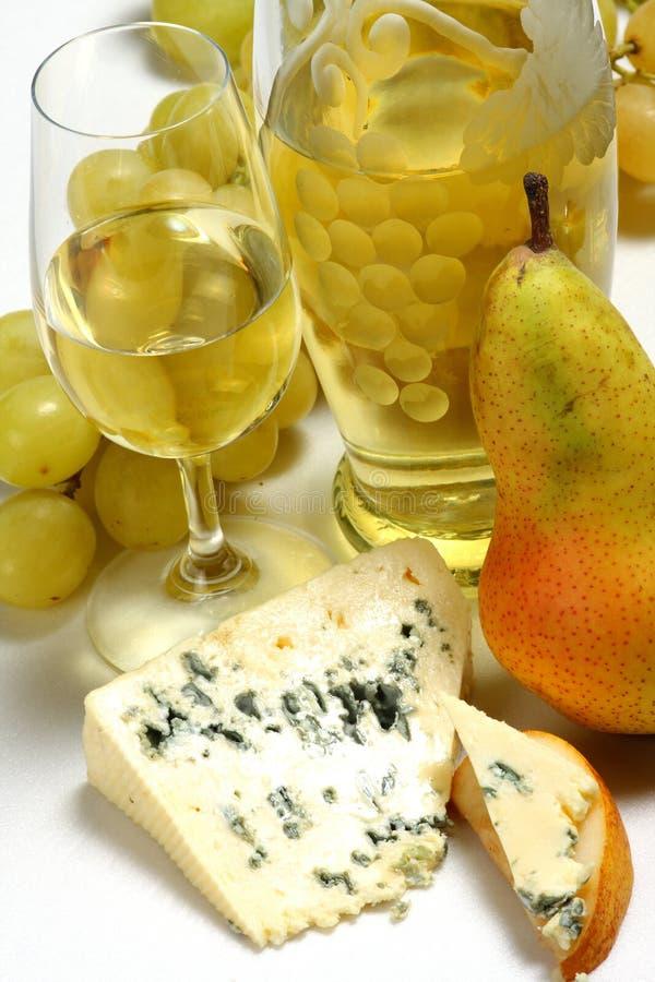 Vinho e queijo fotos de stock royalty free