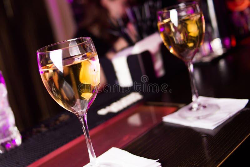 Vinho no vidro imagem de stock royalty free