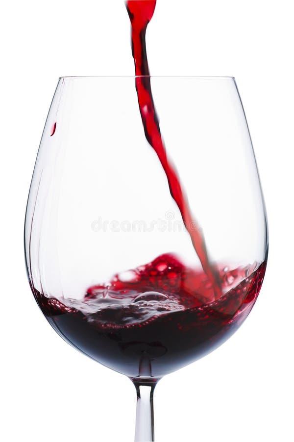 Vinho ruim derramado fotos de stock