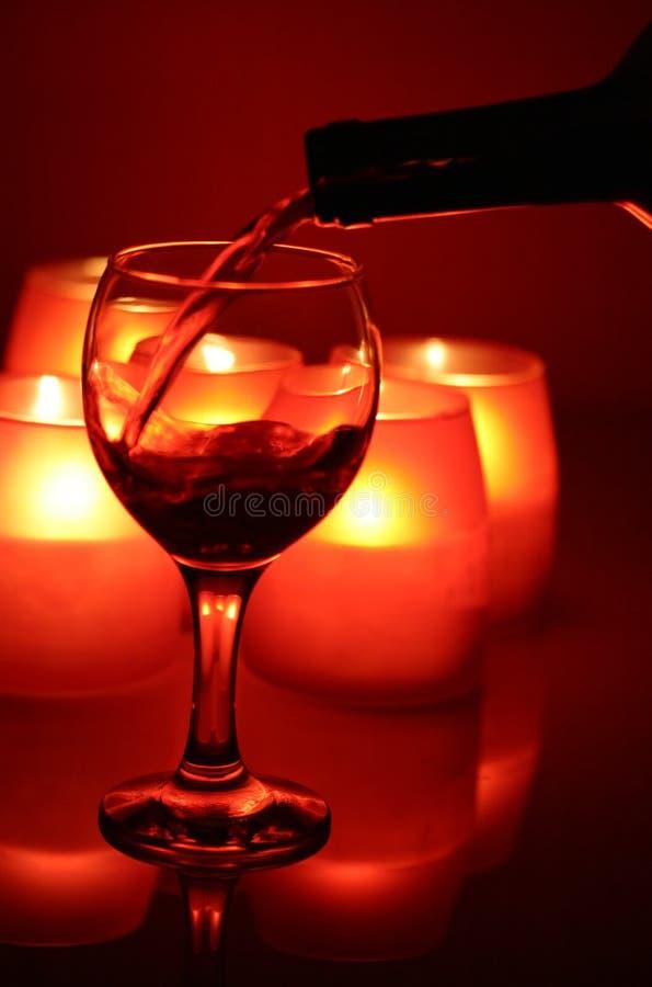 Download Vinho vermelho imagem de stock. Imagem de ainda, vermelho - 12811289