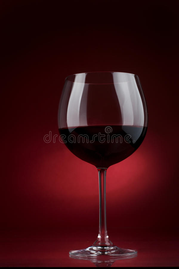 Vinho vermelho imagem de stock