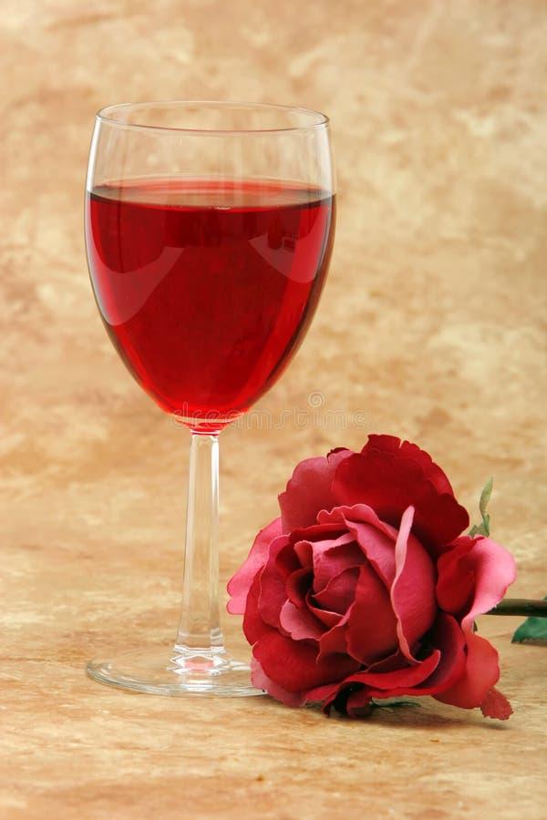 Vinho vermelho fotografia de stock