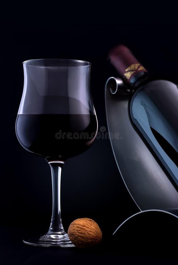 Vinho vermelho da qualidade fotos de stock royalty free